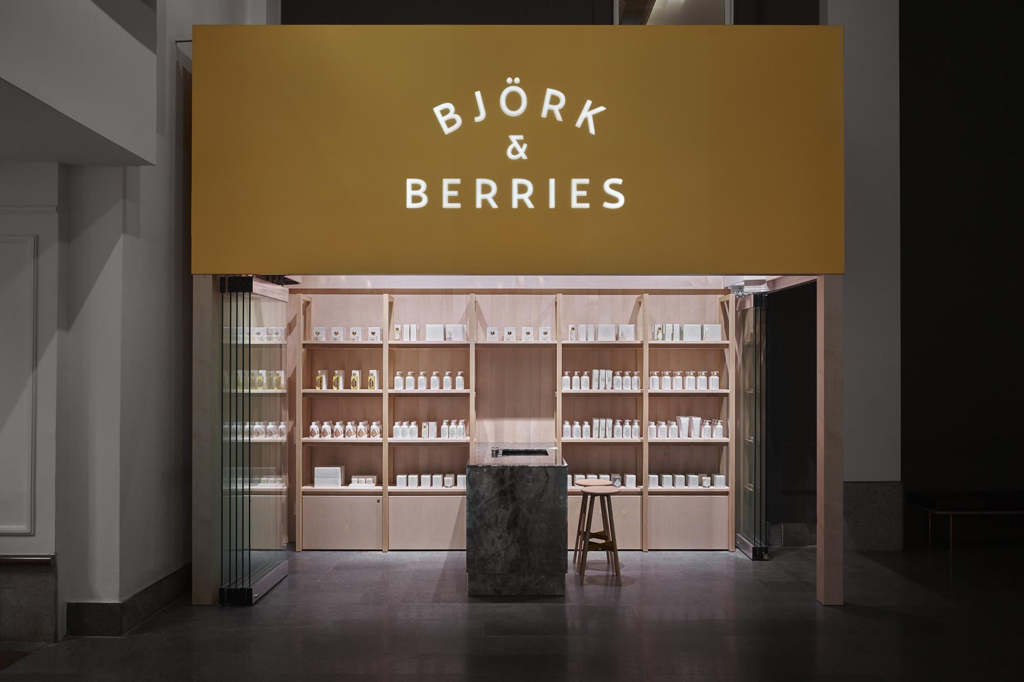Parasol Bjrk Berries
